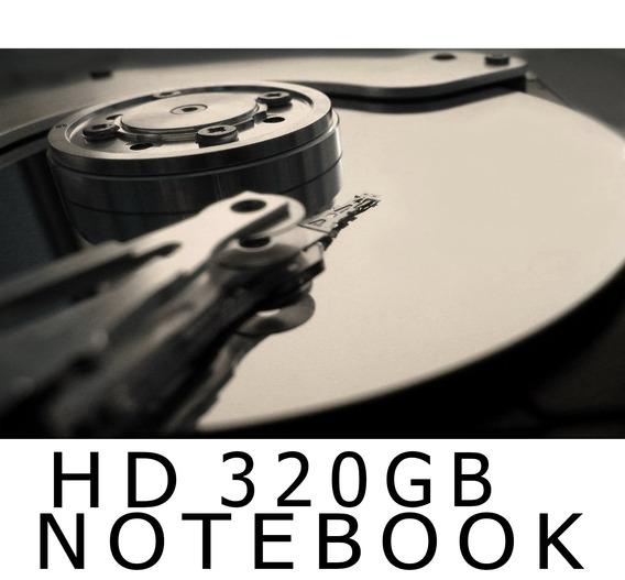 Hd 320gb Sata - Notebook Toshiba Satellite A300 Sh3 Oferta!