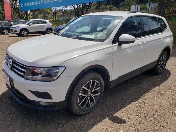 Volkswagen New Tiguan All Spac Trendline 1.4 Aut 2019 Fyr878