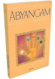 Abyangam Masaje Ayurvedico Swami Joythimayananda Libro