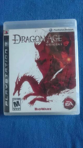 Dragon Age Origins Ps3 Midia Fisica Frete R$10