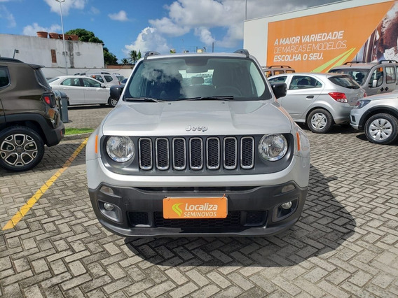 Jeep Renegade 1.8 16v Flex Sport 4p Manual