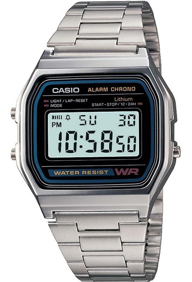 Relógio Casio Vintage Feminino A158wa-1df