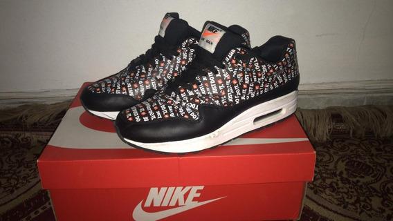 Tênis Nike Air Max 1 Premium Just Do It Condição 9.5/10