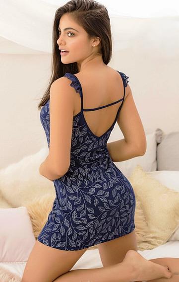 Pijama Batola Vestido Sexy Mujer Sensual Multiuso Juvenil