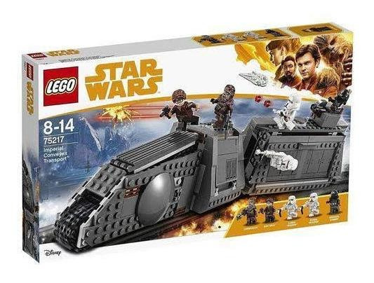 Lego 75217 Star Wars - Transporte Imperial Conveyex
