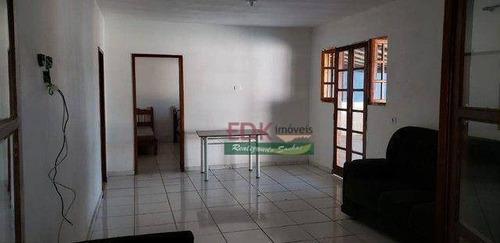 Imagem 1 de 15 de Chácara Com 3 Dormitórios À Venda, 1000 M² Por R$ 380.000,00 - Zona Rural - São José Dos Campos/sp - Ch0744