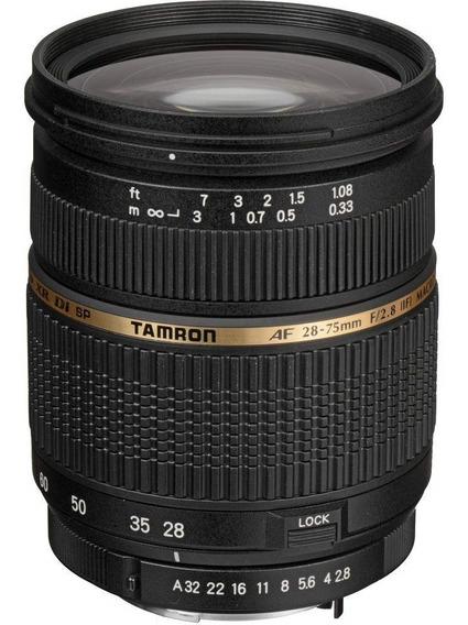 Lente Tamron Af 28-75mm F2.8 Sp Xr Di Ld P/ Camera Pentax