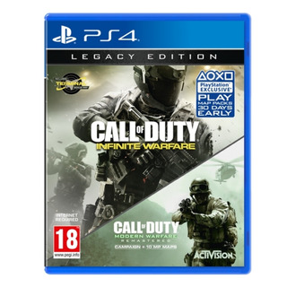Call Of Duty: Infinite Warfare Legacy Edition Ps4 Nuevo