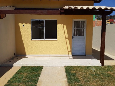 Casa Geminada Com 2 Quartos Para Comprar No Floresta Encantada Em Esmeraldas/mg - 42687