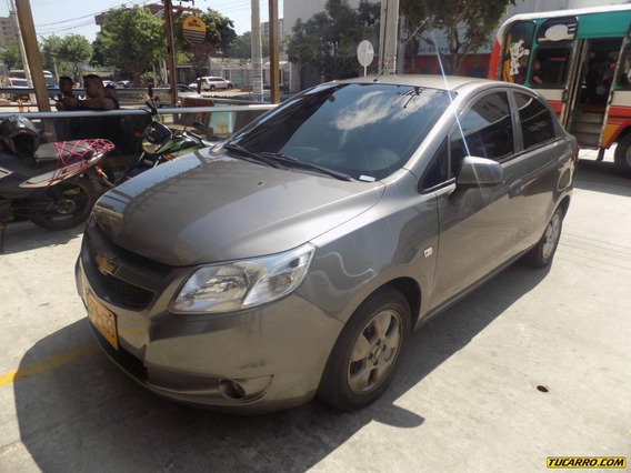 Chevrolet Sail 4p 1.4l Mt Ls