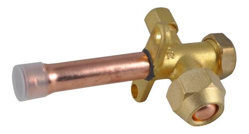 Válvula De 1/2 Pulgada Acceso Para Aire Acondicionado Split