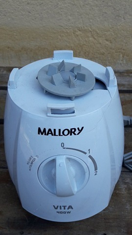 Motor De Liquidificador Mallory Vita