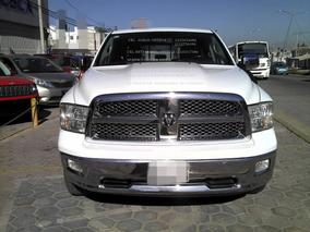 Dodge Ram 5.7 Pickup Crew Cab 2011 Laramie 4x2 M*credito