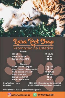 Lara Pet Shop