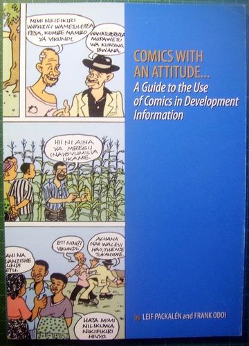 Imagen 1 de 5 de Comics Con Actitud En El Desarrollo Informatico