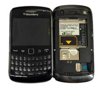 Lote C/ 66 Aparelhos Blackberry 9360 No Estado