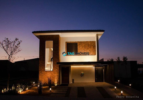 Imagem 1 de 15 de Casa Com 3 Dormitórios À Venda, 200 M² Por R$ 1.770.000 - Sousas - Campinas/sp - Ca0856