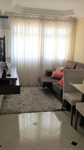 Imagem 1 de 24 de Apto No Aricanduva Com 2 Dorms, 1 Vaga, 50m² - Ap13472