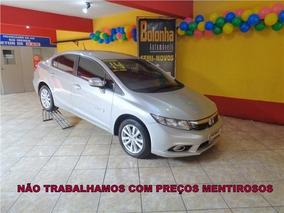 Honda Civic 2.0 Lxr 16v Flex 4p Automático Completissimo
