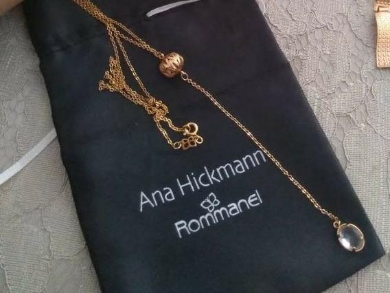 Oferta Colar Gravata Rommanel - De 120,00 Por 100,00