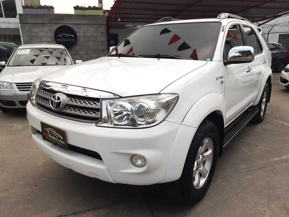 Toyota Fortuner At 2700cc 4x2 Blindaje Ii 2011