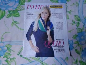 Revista -catálogo Com 5 Fotos Da Modelo Gianne Albertoni