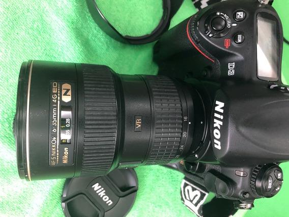 Lente Grande Angular Nikon Af-s 16-35 Mm F4 G Ed Vr N