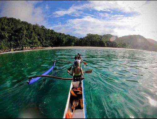 Ramada Vaa, Canoa Polinésia, Canoa Havaiana