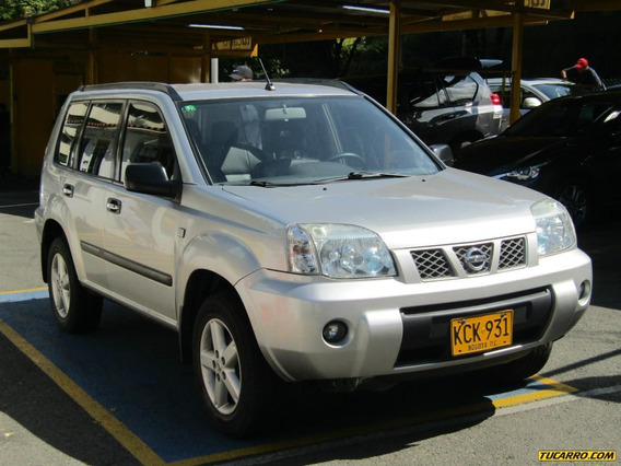 Nissan X-trail Mt 2200 4x4 Diesel