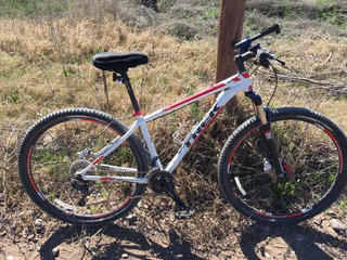Bicicleta Trek Xcaliber 9