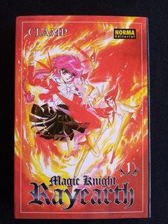 Magic Knight Rayearth. Clamp - Vol 1.