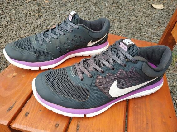 Tênis Nike Flex Run N°39 Usado