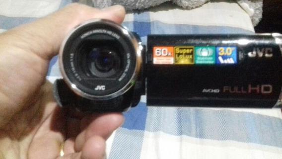 Câmera Digital Jvc 60x Full Hd