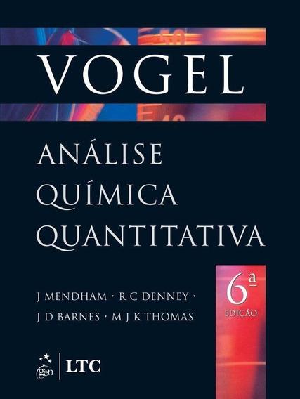 Análise Química Quantitativa - 6ª Edição 2011