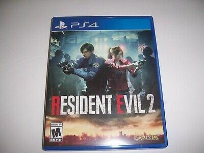 Juego Resident Evil 2 Ps4 Fisico Nuevo Sellado!!!