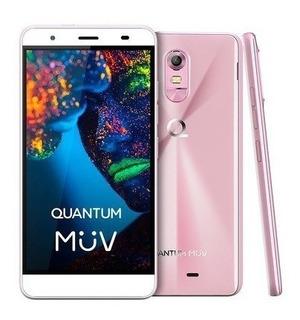 Smartphone Quantum Muv Q5 16gb Dual Rosa Original