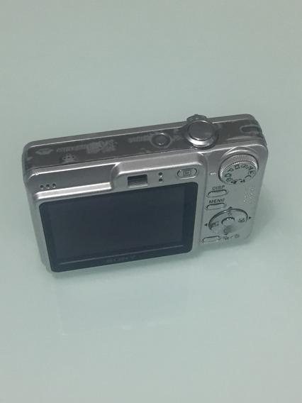 Câmera Digital Sony Cyber-shot 7.2 E Câmera Digital Sony14.1
