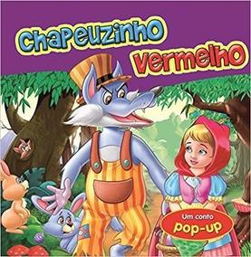 Chapeuzinho Vermelho - Pop-up