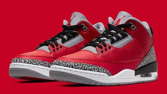 Nike Air Jordan Red Clement Original