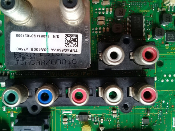 Placa Principal Tc-50a400b Tnp4g Va - Panasonic