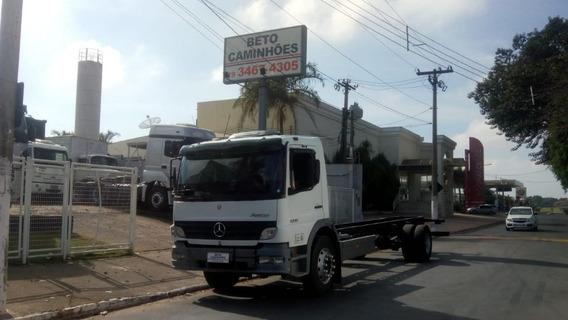 Caminhão M.benz 1315 Chassis Ano 2005/06