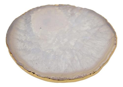Fatias De Cristal Cinzento