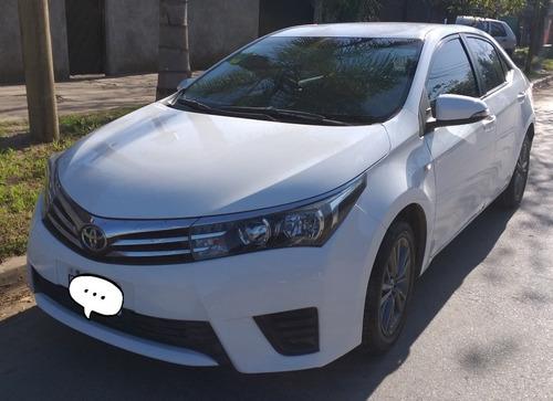 Imagen 1 de 9 de Toyota Corolla 2016 1.8 Xli Mt 140cv