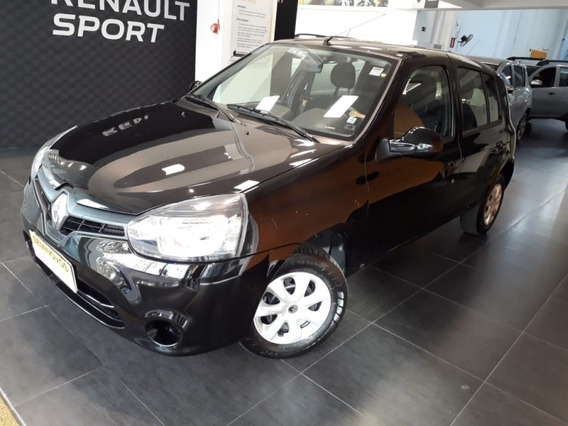 Clio 1.0 Expression 16v Flex 4p Manual 81100km
