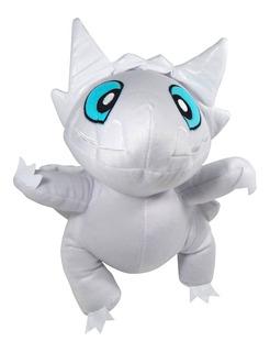Peluche Furia Luminosa Como Entrenar A Tu Dragon Blanco 33cm