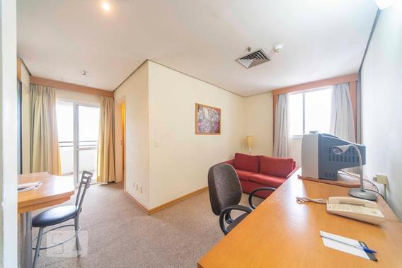Apartamento Para Aluguel - Jardim Bela Vista, 1 Quarto, 48 - 893027730