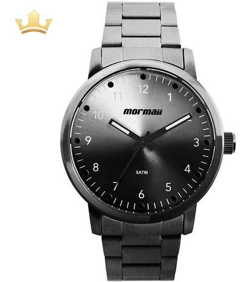 Relógio Mormaii Masculino Mo2035jd/4p Com Nf