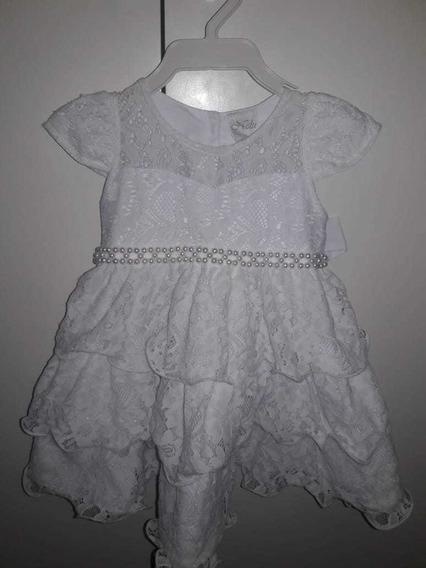 Vestido Infantil Nelu De 1 Ano