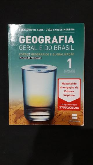 Livro Para Vestibular Geografia Geral E Do Brasil