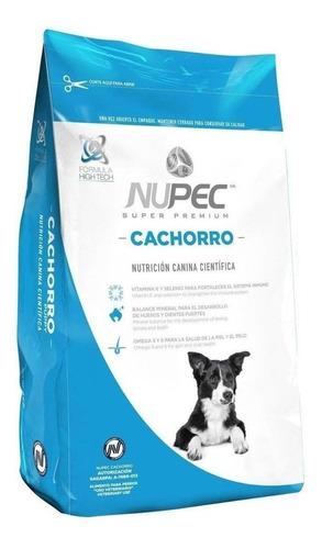 Imagen 1 de 1 de Alimento Nupec Nutrición Científica para perro cachorro de raza mediana/grande sabor mix en bolsa de 8kg